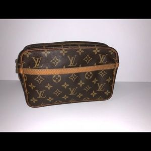 Authentic Louis Vuitton Compiegne Monogram
